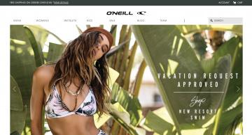 O'Neill | オニール キャッシュバック