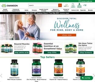Swanson Health 캐시백