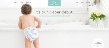 25% Скидка на пижамы для детей @ aden + anais