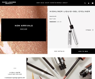 Marc Jacobs Beauty Friends & Family Sitewide Sale