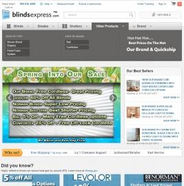 Blinds Express Cashback