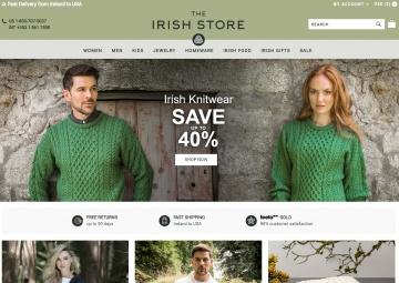 The Irish Store Cashback
