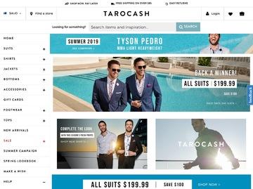 Tarocash Cashback
