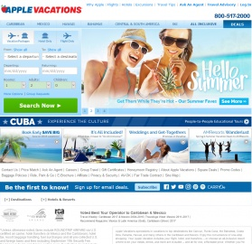 Apple Vacations Cashback