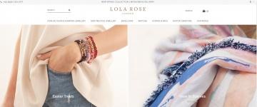 Lola Rose | 珞拉芮丝 返利