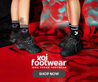 Koi Footwear UK 캐시백