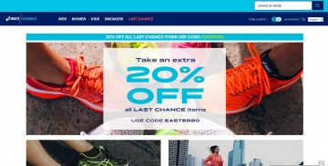 Asics Outlet 返利