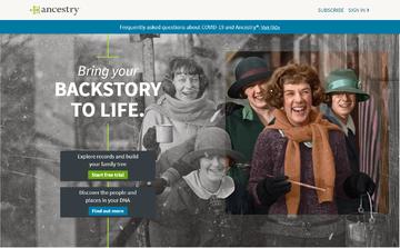 Ancestry UK 返利