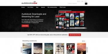 AudiobooksNow Cashback