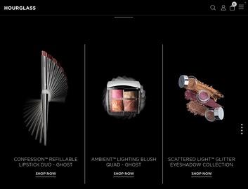 Hourglass Cosmetics Cashback