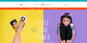Katy Perry Collections Cashback