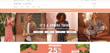 New Look Cashback