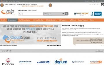 VoIP Supply Cashback